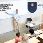 Istruzione, al via la convenzione tra le Acli e l'Università di Camerino